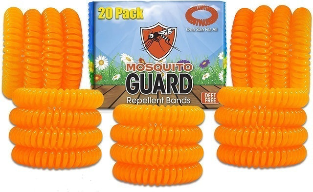 Mosquito Guard Repellent Bands 1