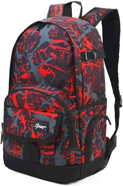 Rickyh Style Backpack for Students 1