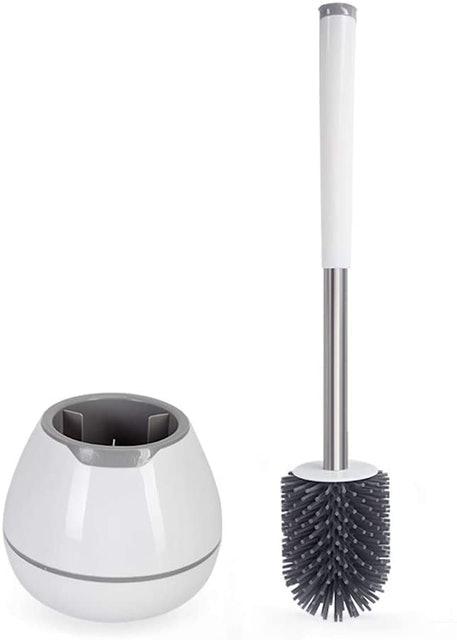 Boomjoy Toilet Brush and Holder Set 1