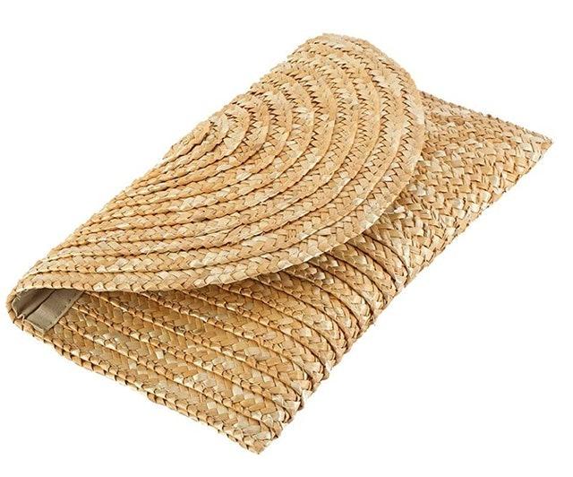Alilove Straw Clutch 1