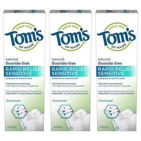 10 Best Toothpastes for Sensitive Teeth in 2021 (Dental Hygienist-Reviewed) 1