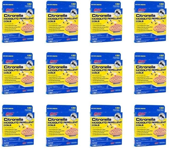 PIC Citronella Mosquito Repellent Coils 1