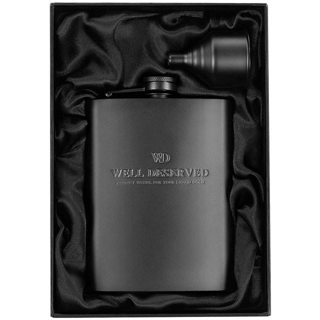 Hip Flasks Simpler Life Well-Deserved Flask 1
