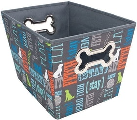 Top 10 Best Dog Toy Storage Items in 2020 (Pet Zone, Woodlore, and More) 3