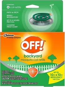 Top 10 Best Mosquito Candles and Coils in 2020 (Repel, OFF!, and More) 1