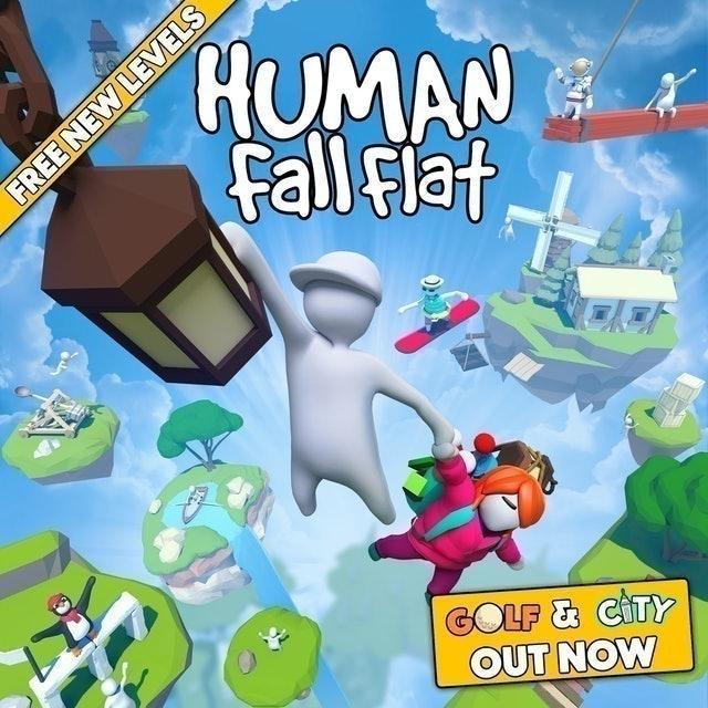 No Brakes Games Human: Fall Flat 1