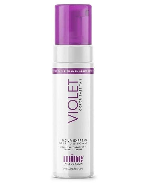 Mine Tan.Body.Skin Violet Color Base Tan 1
