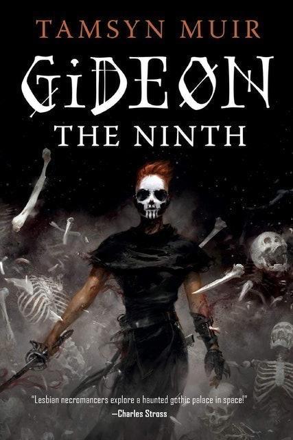 Tamsyn Muir Gideon the Ninth  1