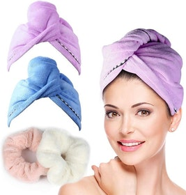Top 10 Best Hair Drying Towels in 2021 (Aquis, Turbie Twist, and More) 4