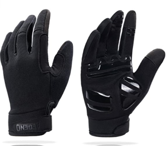 Aegend Adjustable Thin Cycling Gloves 1