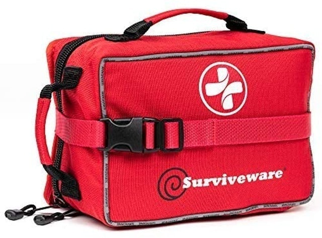 Surviveware Large First Aid Kit 1