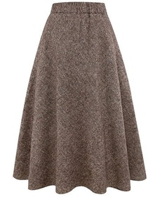 Top 10 Best Women's Tweed Skirts in 2021 (H&M, Kate Spade, and More) 5