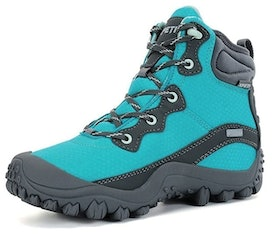 Top 10 Best Women's Waterproof Hiking Boots in 2020 (Columbia, Merrell, and More) 1