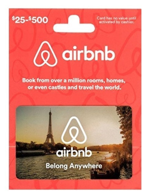 Airbnb Airbnb Gift Card 1
