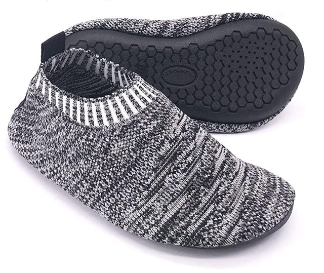 Dream Bridge Slipper Socks With Rubber Sole 1