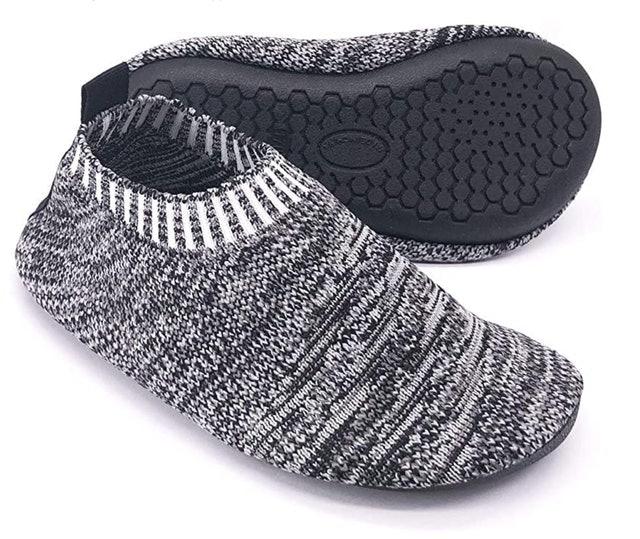 Dream Bridge Slipper Socks With Rubber Sole 1