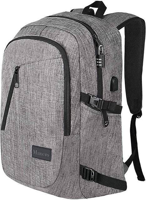 Mancro  17.3 Inch Laptop Backpack 1