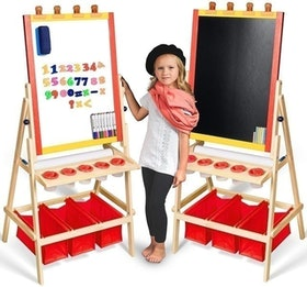 Top 10 Best Easels for Kids in 2021 (Melissa & Doug, Step2, and More) 1
