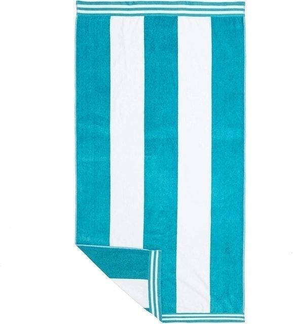 Superior  Terry Velour Beach Towel 1
