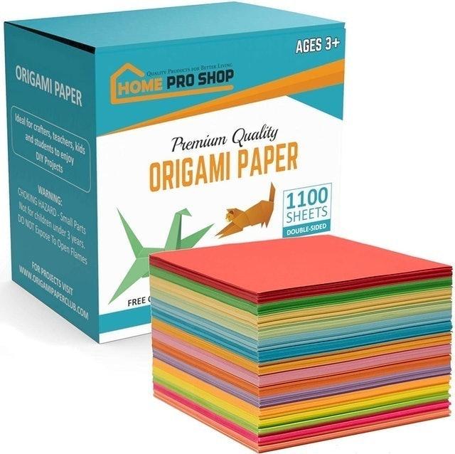 HPST  Origami Paper 1