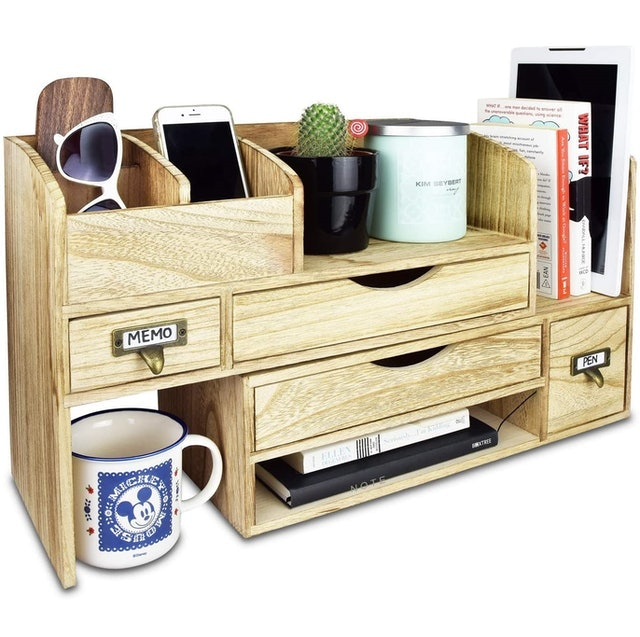 Ikee Design Desktop Organizer 1