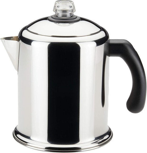Farberware Classic Yosemite Stainless Steel Coffee Percolator 1