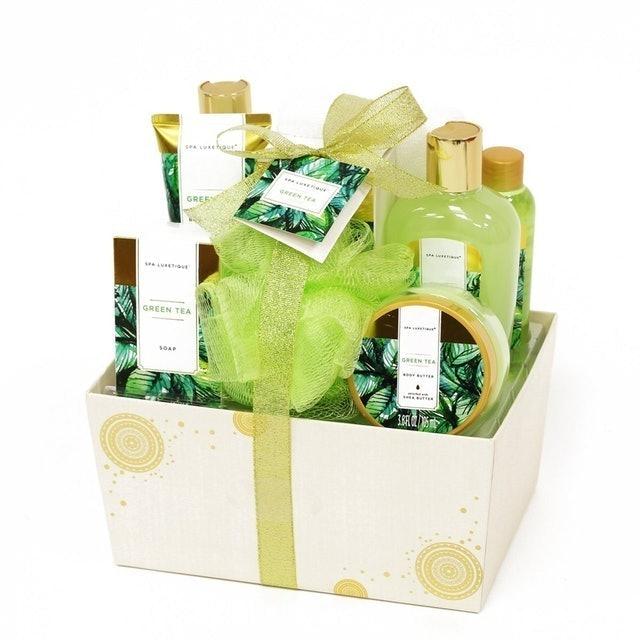 Spa Luxetique Green Tea Spa Gift Set 1