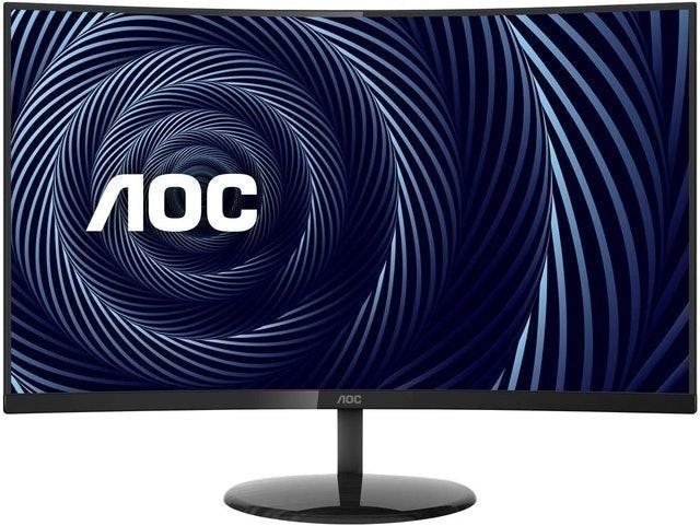 AOC Super-Curved 4K UHD Monitor 1