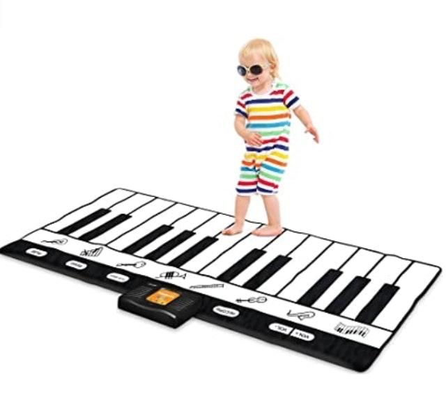 Play22 Keyboard Playmat 1