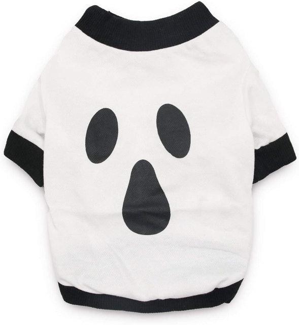DroolingDog Dog Halloween Shirt 1