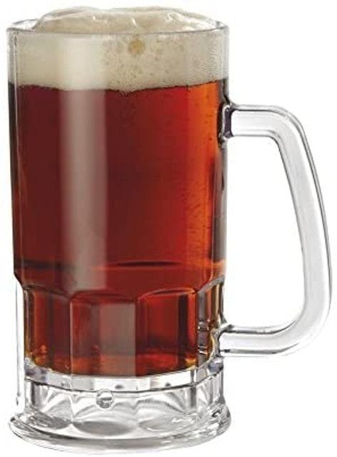 G.E.T. Plastic Beer Mug With Handle 1