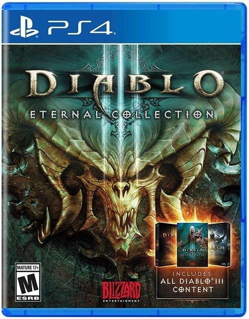 Blizzard Entertainment Diablo III Eternal Collection 1