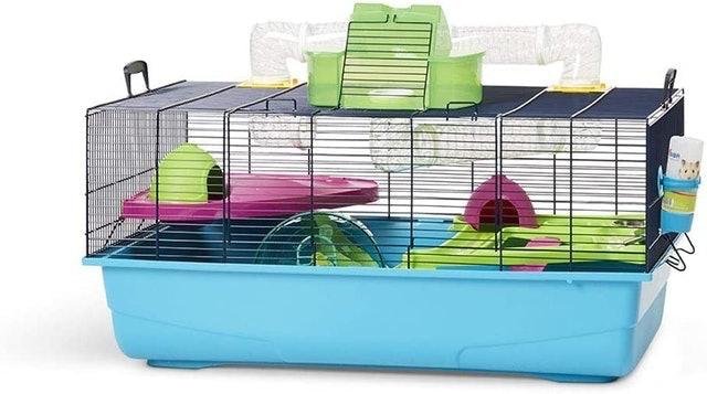 Savic Hamster Heaven Metro Cage 1