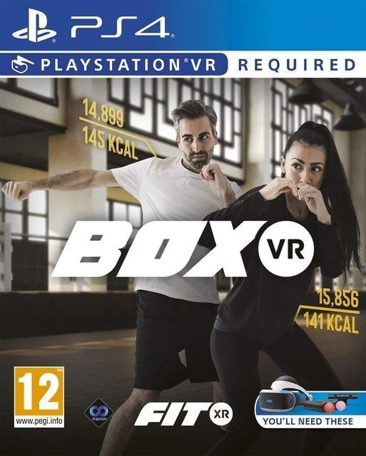 FitXR Box VR 1