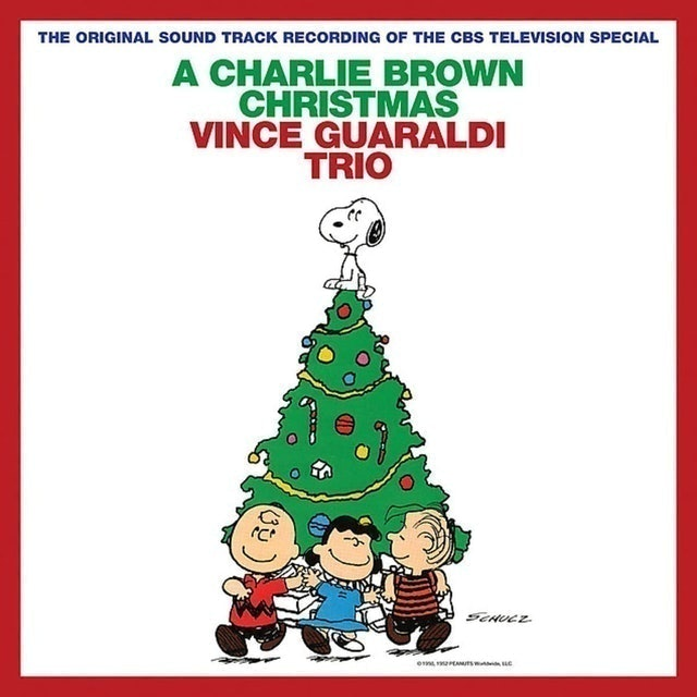 Vince Guaraldi Trio A Charlie Brown Christmas  1
