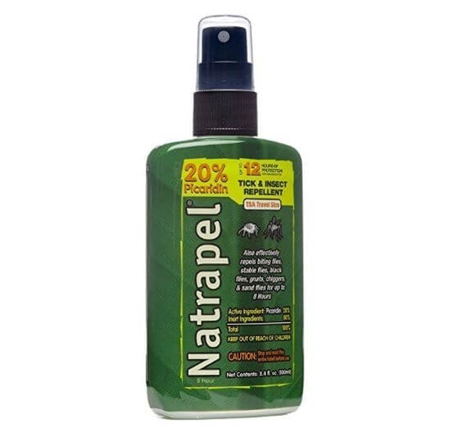 Natrapel 12-Hour Mosquito, Tick, and Insect Repellent 1