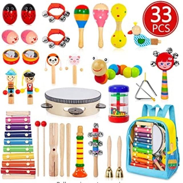AOKIWO Kids Musical Instruments 1