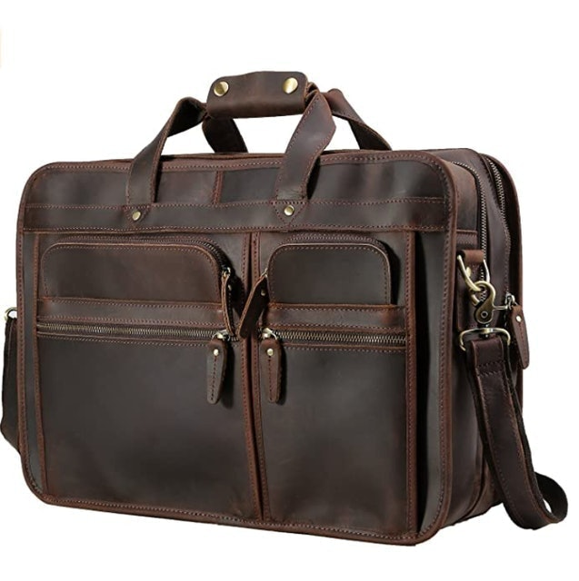 Polare Modern Messenger Bag 1
