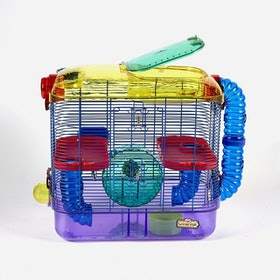 Top 10 Best Dwarf Hamster Cages in 2020 (Habitrail, Prevue Pet Products, and More) 2