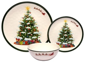Top 10 Best Christmas Dinnerware Sets in 2020 (Lenox, Spode, and More) 2