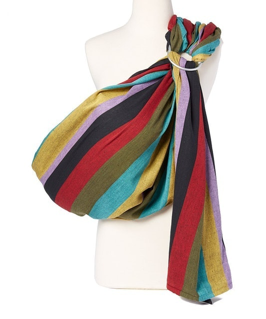 Hip Baby Wrap Ring Sling Baby Carrier 1
