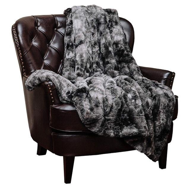Chanasya Chanasya Faux Fur Blanket 1