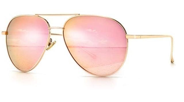 Sungait Oversized Aviator Sunglasses 1