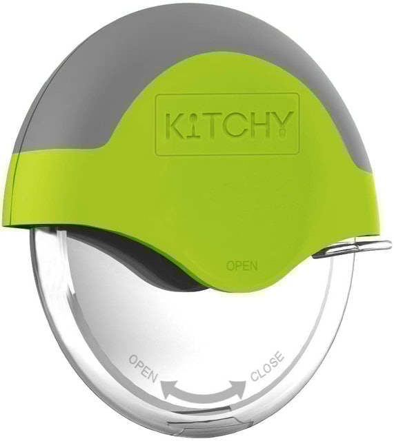 Kitchy Kitchy Pizza Wheel Cutter 1