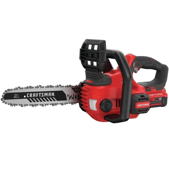 Craftsman V20 Cordless Chainsaw 1