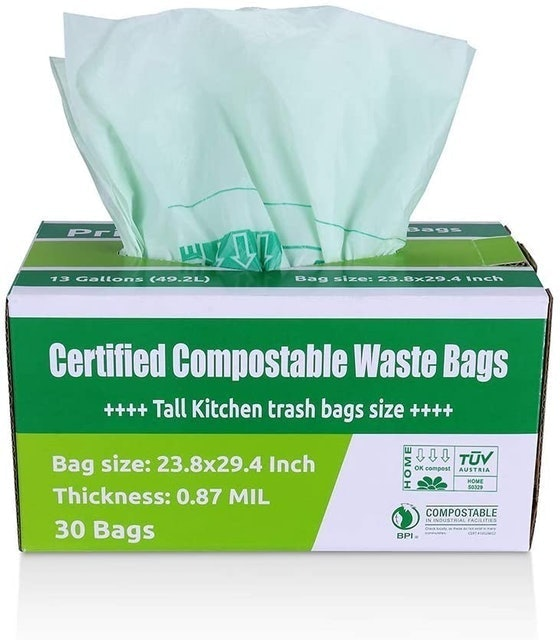 Primode Certified Compostable Waste Bags 1