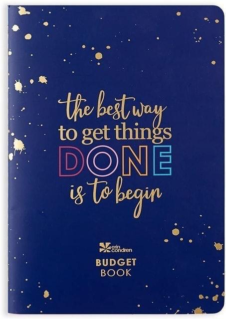 Erin Condren 12 Month Budget Book 1