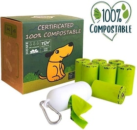 Top 10 Best Biodegradable Dog Poop Bags in 2020 (Doggy Do Good, UNNI, and More) 3