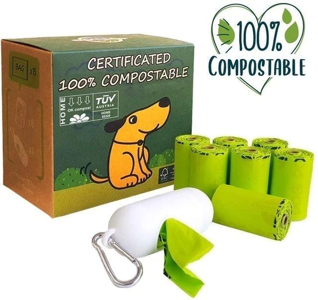 moonygreen Dog Poop Bags  1