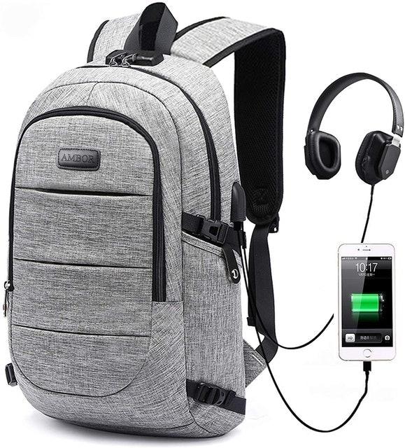 Ambor Laptop Backpack 1